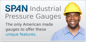 The only American made gauges to offer these features.