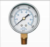 "1.5"", 2.0"", 2.5"" and 3.5"" Dry Pressure Gauge"