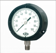 Solid Front Safety Process Gauges – Series 70 and 80